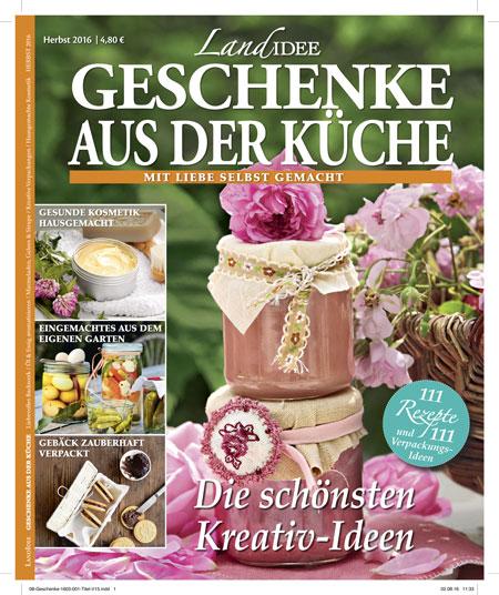 Inhaltsverzeichnis Sonderhefte Ausgabe 03/16 | LandIDEE Magazin