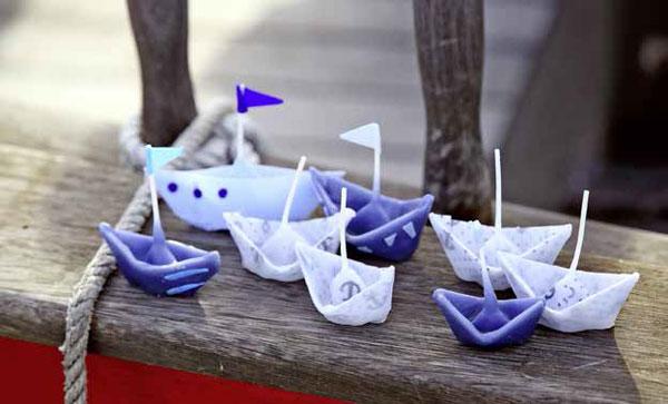 Wachsschiffe