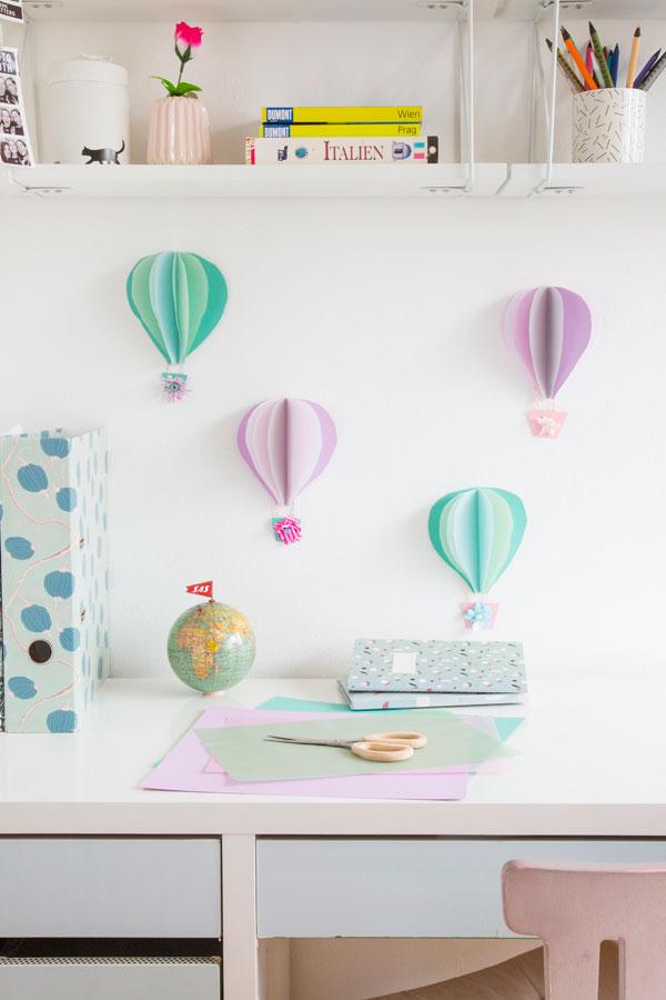 Wandballons